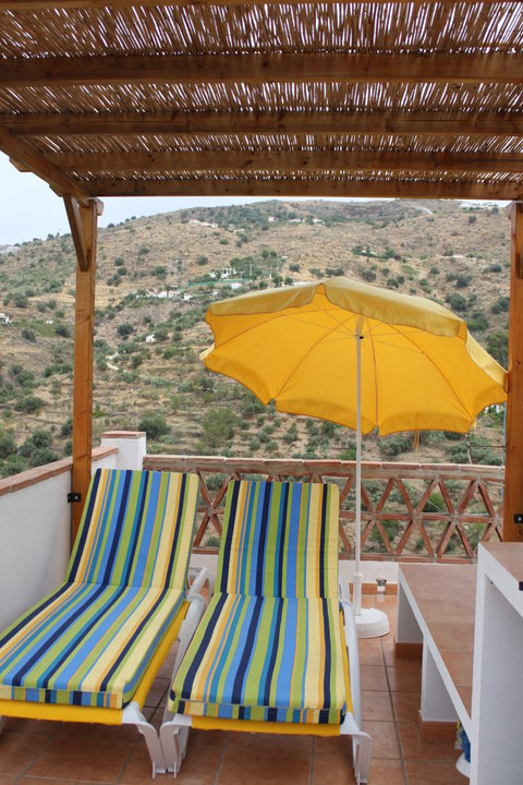 enkelt overbygg terrasse